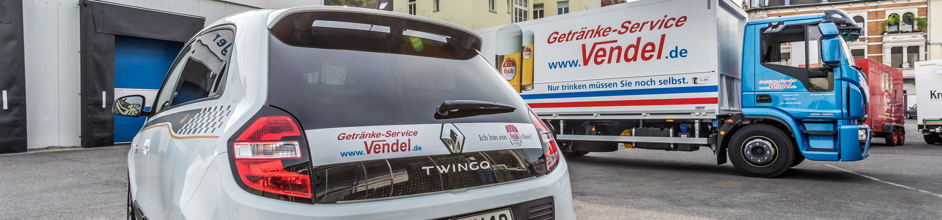 Herzlich Willkommen bei Getränke-Service Vendel | Getränke-Service ...